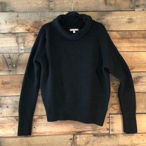 Banana Republic black sweater